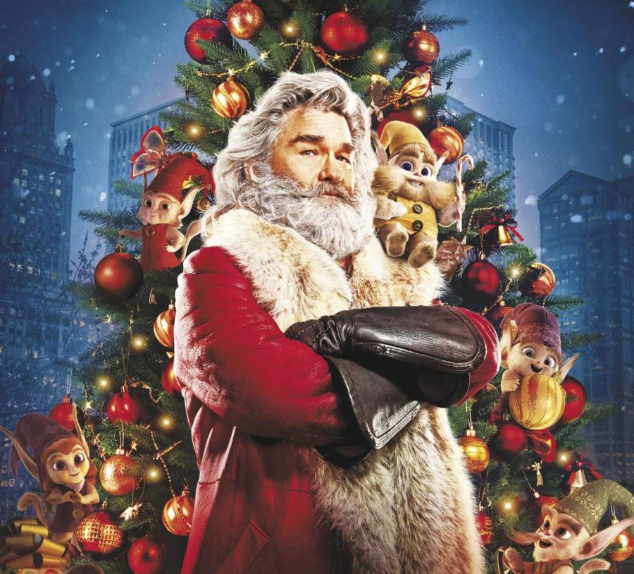 The Christmas Chronicles-Kurt Russell's Acting is once again so incredibly amazing.  Only on Netflix! 10-Star Rating!