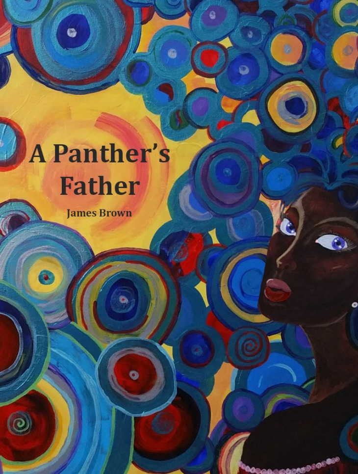 A Panther's Father-Book One Cover from Christin Lee