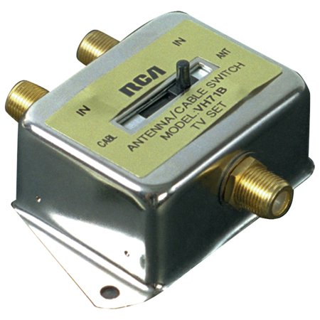 3-way Splitter Switch
