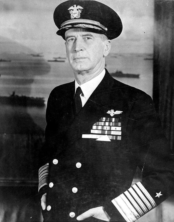 Timely words from Admiral E. J. King from January 21, 1941
