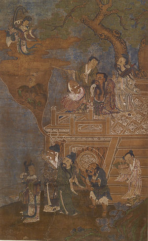 300px-Chinese_-_The_Eight_Immortals_-_Walters_3535