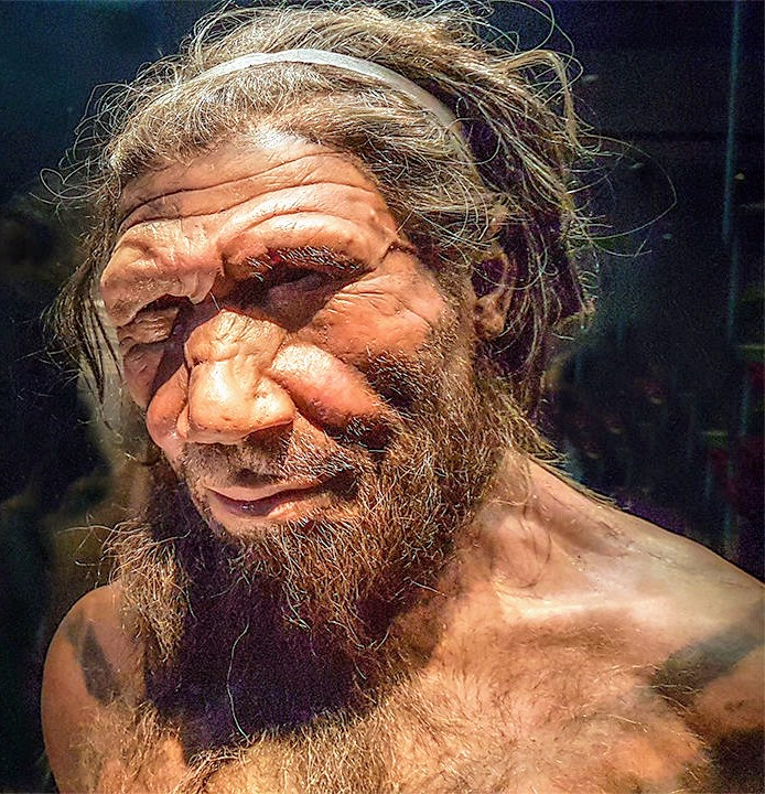 Are Your Neanderthal GENES making you Fatter during the Pandemic?